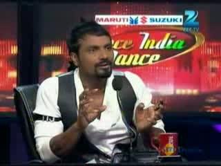 Dance India Dance Season 3 Feb. 11 '12 - Chotu Lohar & Raghav
