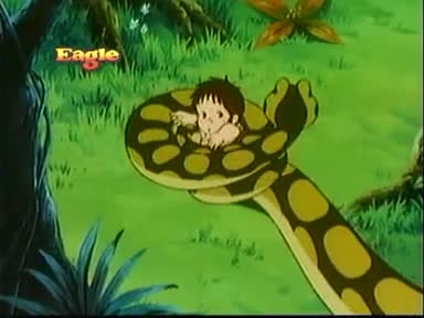 Jungle Book (Mowgli) Hindi dub episode 1,PART-1