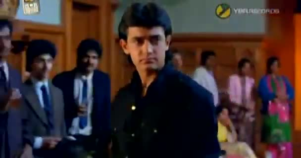 Tu Pyar Hai Kisi Aur Ka - From the movie - DIL HAI KE MANTA NAHIN