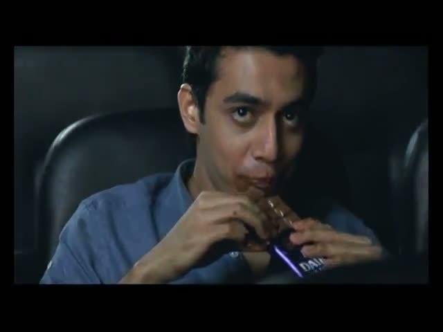 Cadbury Dairy Milk Silk - Cinema Commercial