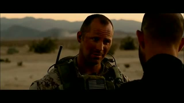 Act Of Valor - Milk Factory Trailer