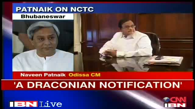 Five CMs oppose National Counter Terror Centre