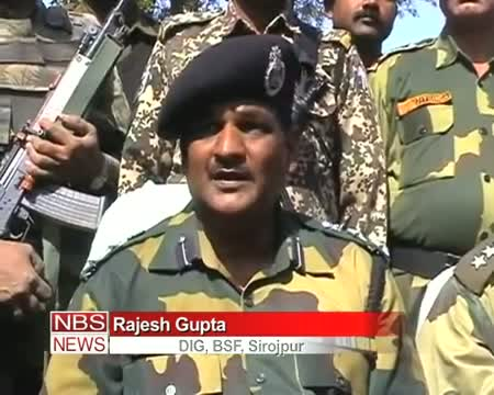 BSF kills Pak intruder in Punjab, recovers 13 kg of heroin