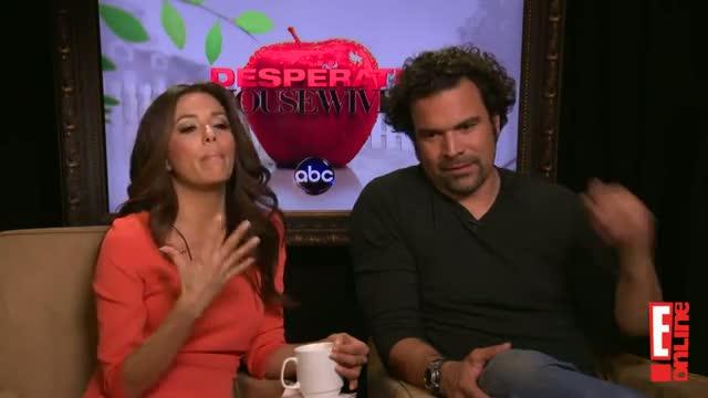"""Eva Longoria's """"Desperate"""" Ending"""