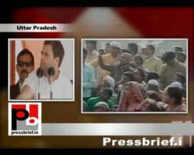 Congress General Secretary Rahul Gandhi while speaking at an election rally in Bulandshahar said that he will not give any promises to the people like Mulayam Singh Yadav. I am here to fight with you for bringing in changes in Uttar Pradesh said Rahul Gan