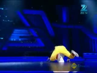 Dance India Dance Season 3 Feb. 25 '12 - Raghav
