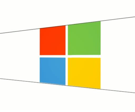 Windows 8 Lines - Windows 8 logo animation Video