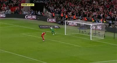 Charlie Adam Penalty - What Actually Happened