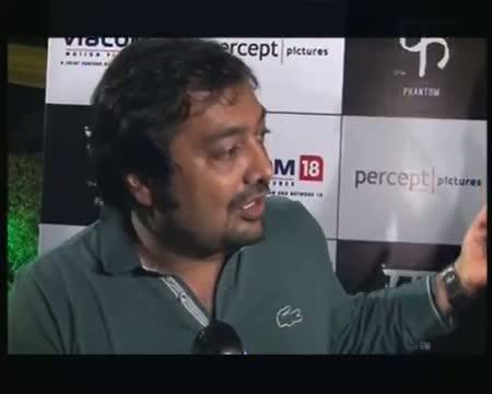 Now a film on Sunburn festival by Anurag Kashyap