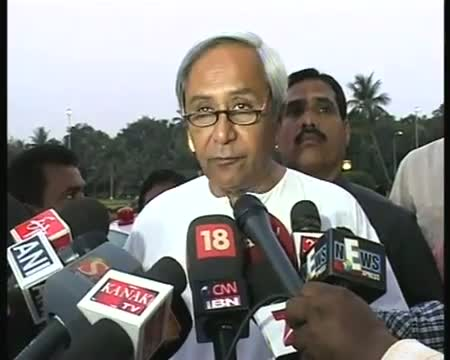 Odisha CM opposes centre's move to amend RPF Act