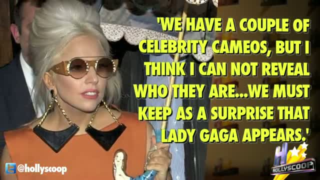 Lady Gaga To Make A Cameo in Men In Black III