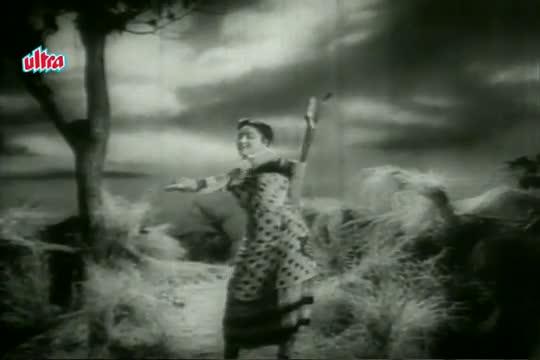 Man Dole Mera Tan Dole - Nagin(1954) HD