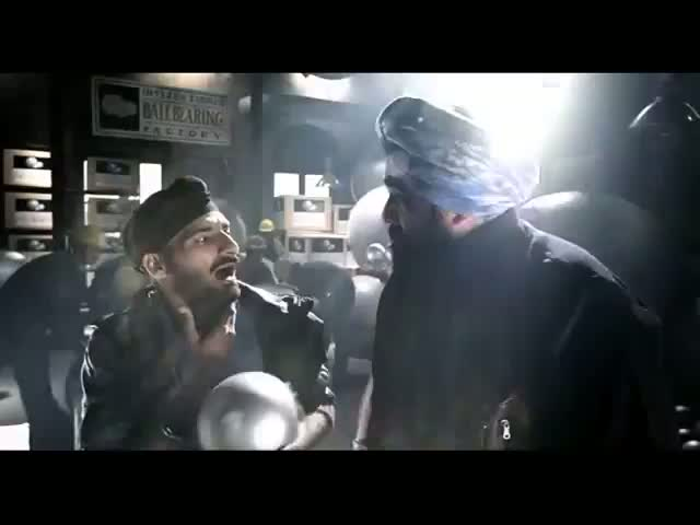 McDowells Platinum Have i made it large ad making fun of Bhajji (Royal Stag Ad) Ft. Dhoni