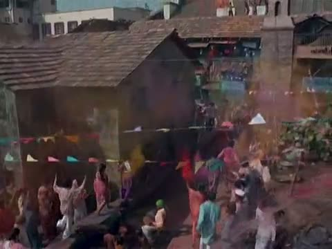 Holi Aai Re - from the movie - Mashaal 1984 (Holi Special Song)