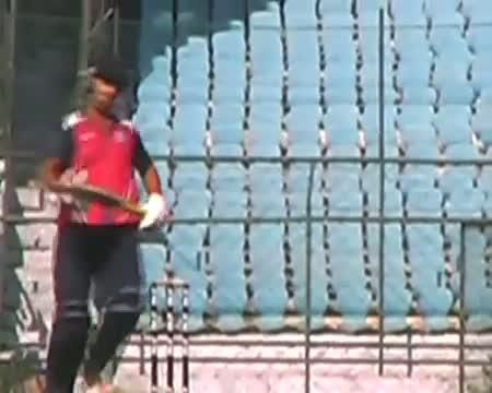 Rajasthan Royals starts practice for IPL 5
