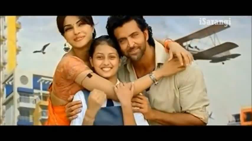 Abhi Mujh Mein Kahin (Full HD Song) Agneepath (2012) - Emotional Hrithik meets his sister Siksha