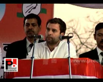 Congress General Secretary Rahul Gandhi said that BSP and SP squeezed public money like we extract juice from the sugarcane. He visited Noida campaigning for the ongoing assembly polls in Uttar Pradesh.