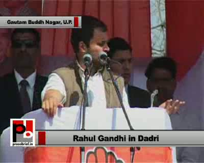 The non-Congress parties want to divide the people and they do not want to unite them, said Rahul Gandhi - the Congress General Secretary - while addressing an election rally in Dadri as part of his Congress campaign in Uttar Pradesh. These parties - BJP,