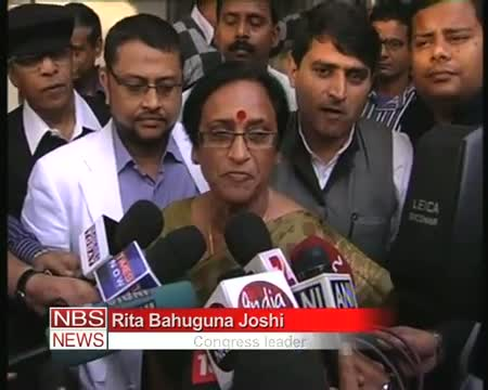 Rita Bahuguna Joshi not nervous with initial results
