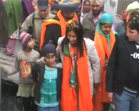 BJP candidate Navjot Kaur wins from East Amritsar