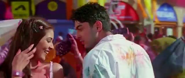 Soni Soni Akhiyon Wali - Mohabbatein(2000) HD