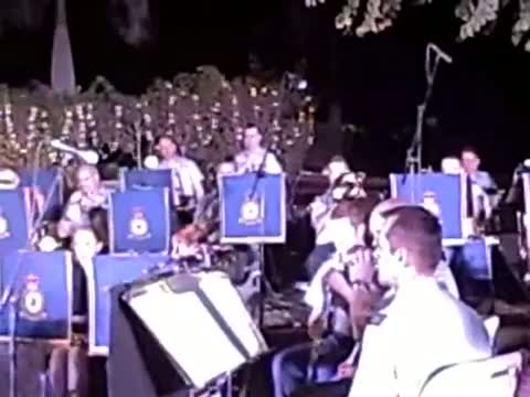 Chamak Challo by the UK's Royal Air Force Band