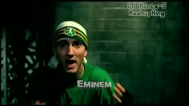 DJ Monte-S - Ki Samjayiye Vs Invincible Vs Eminem Ft Amrinder Gill, Machine Gun Kelly WWE Mashup