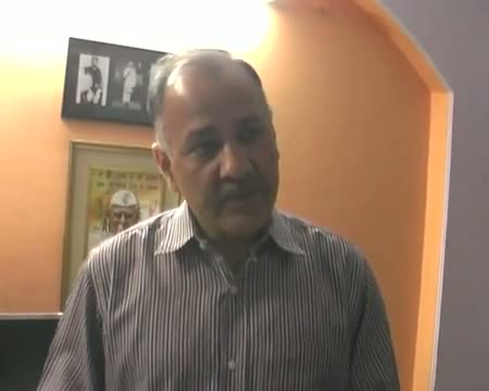 Absence of anti graft law behind IPS officer's death Manish Sisodia