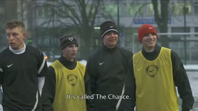 Nike Football - The Chance - Kuba's Captain Call