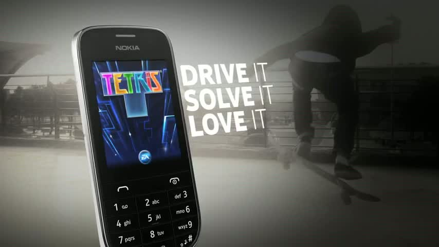 Nokia Asha 202 Dual SIM - Simply touch, connect and play