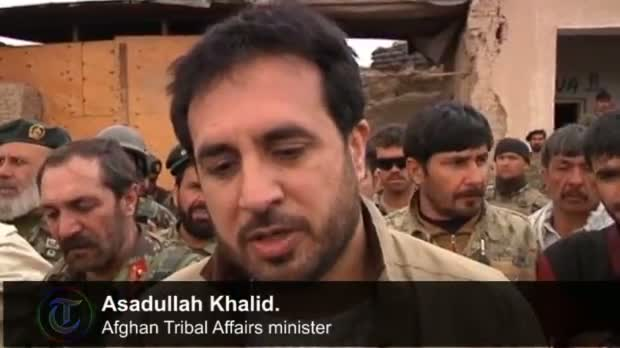 Coalition shooting spree alleged in Kandahar in Afghanistan