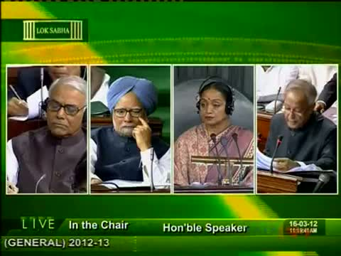 Budget Live - Govt to fully fund food subsidy, says Pranab