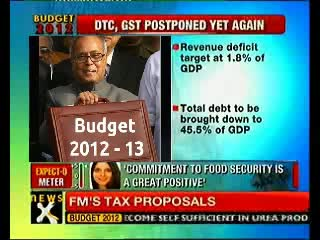 Budget 2012 - Income-tax exemption limit raised to Rs 2 lakh