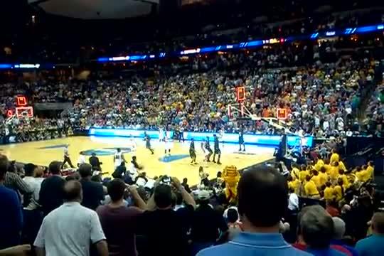 Norfolk State Upsets Missouri in NCAA Tournament 2012