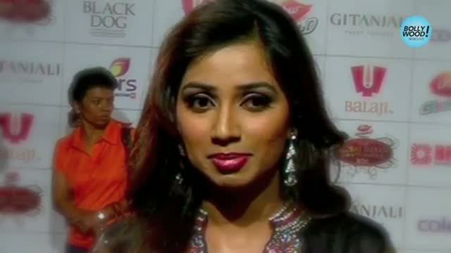Shreya Ghoshal Sings Teri Meri Song from the movie Bodyguard