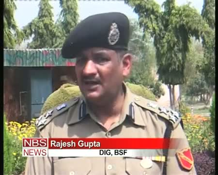 BSF shoots 3 Pak smugglers, recovers 22 kg heroin