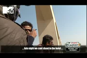 Roadies 9 - Behind the scenes / Jaipur Journey Episode 1