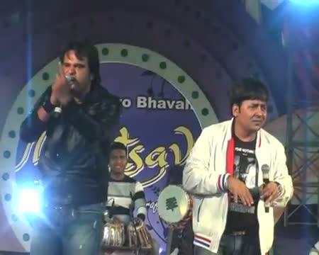 Krushna & Sudesh tickle funny bones at Taj Mahotsav