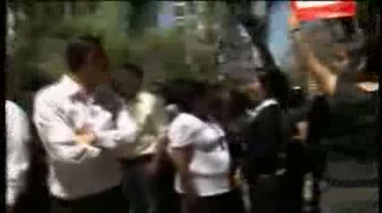 Mexico City Rattled by Quake video