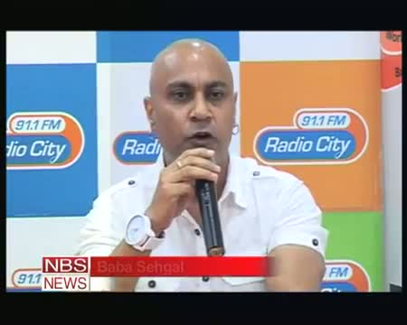 Baba Sehgal launches single for noble cause