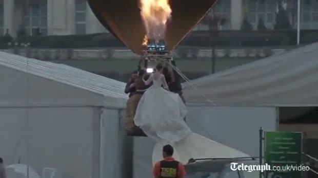 Bridal Sets World Record in Romania