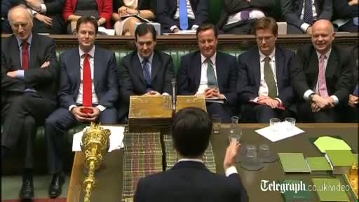 Ed Miliband - this is a Budget for millionaires