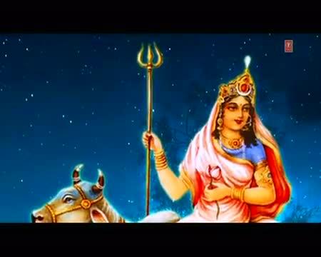 Shailputri Stuti By Anuradha Paudwal - Navdurga Stuti