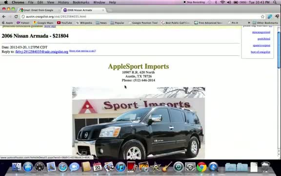 Craigslist Houston Cars And Trucks