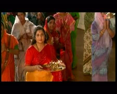Jai Ambe Gauri Aarti BY Anuradha Paudwal (Full Song) Navdurga Stuti JAI MATA DI - Jai Mata Di (Navratri Special Song)