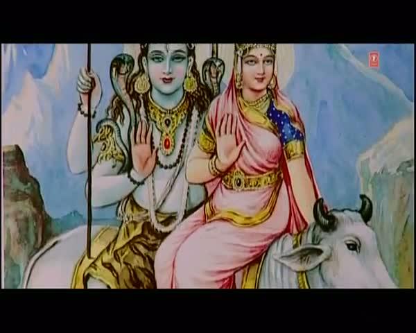 Mahagauri Stuti By Anuradha Paudwal, Maha Gauri Mata Eighth Avatara of Durga JAI MATA DI