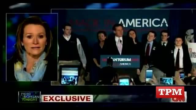 Karen Santorum: Women Have 'Nothing To Fear' If Rick Is Elected