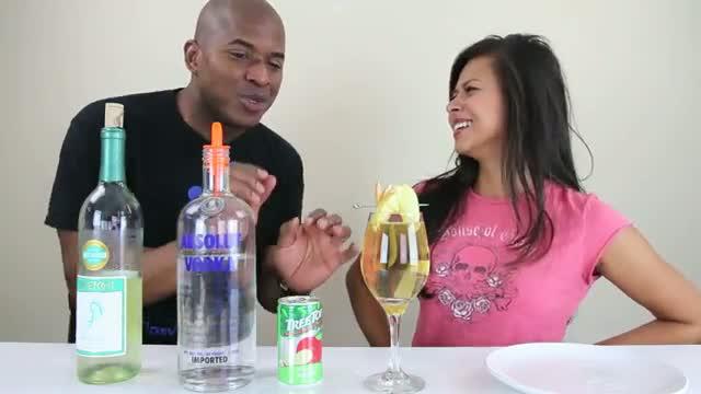 The Tim Tebow Cocktail - TipsyBartender