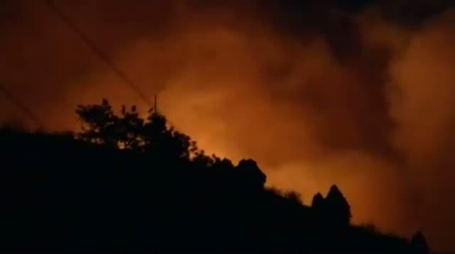 Raw Video - 1 Found Dead in Colorado Wildfire video