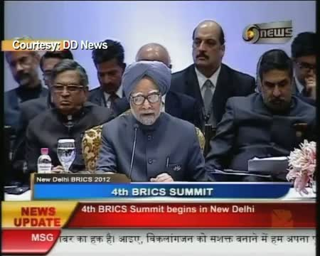 BRICS Summit India seeks cooperation on terrorism, piracy